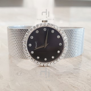 Piaget Ladies Vintage Watch - Black