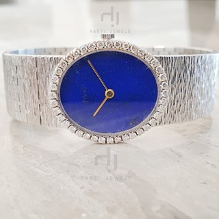 Piaget Ladies Vintage Watch - Lapis