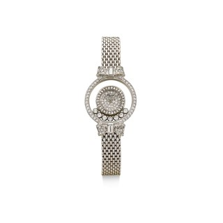 Chopard Happy Diamond Ladies Vintage Watch